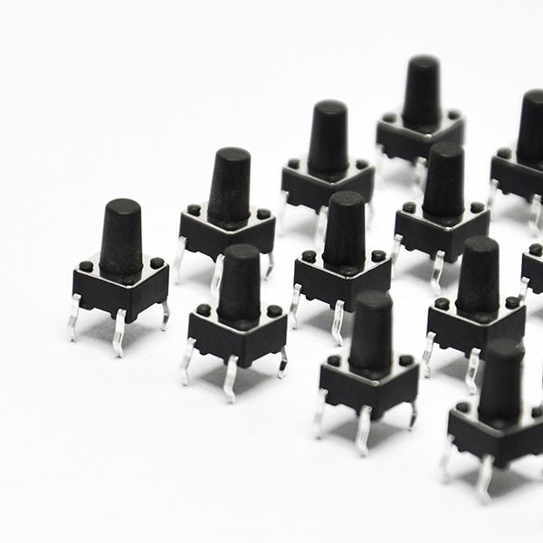 20pcs 6x6x9mm Tactile Tact Push Button Micro Switch Momentary