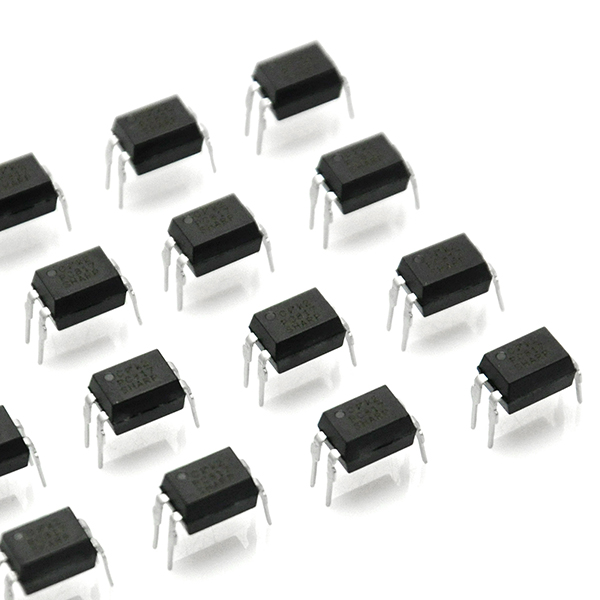 20pcs OPTOCOUPLER DIP-4 PC817C PC817 for Arduino Diy