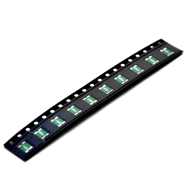 10PCS 1812 SMD Resettable Fuse PPTC 6V 3A 3000MA for Arduino