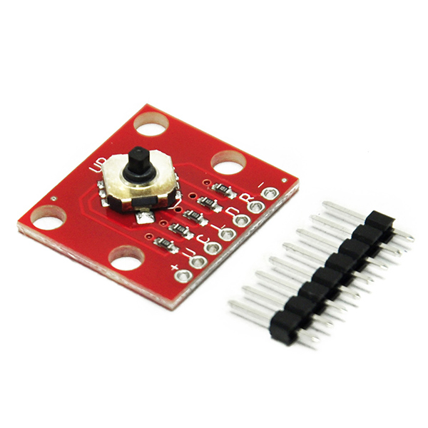 5 Way Tactile Switch Breakout Dev Module converter Board