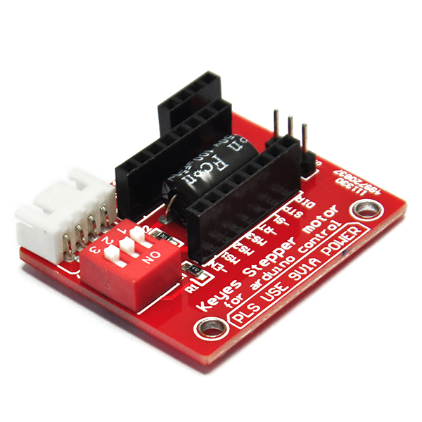 A4988 drv8825 3d printer stepper motor driver control for Stepper motor position control