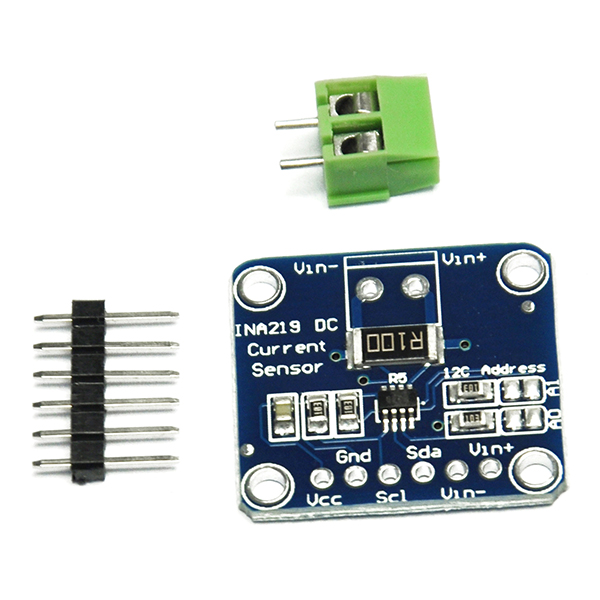 INA219 I2C Bi-directional DC Current Power Supply Sensor Module