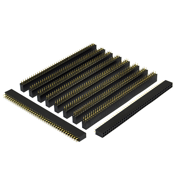 2.54 Stackable Female Header 2x40Pin 10PCS