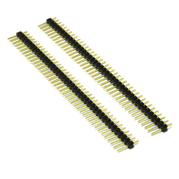 CE&RoHS 20pcs 1X40pin 2.54 breakaway Male header