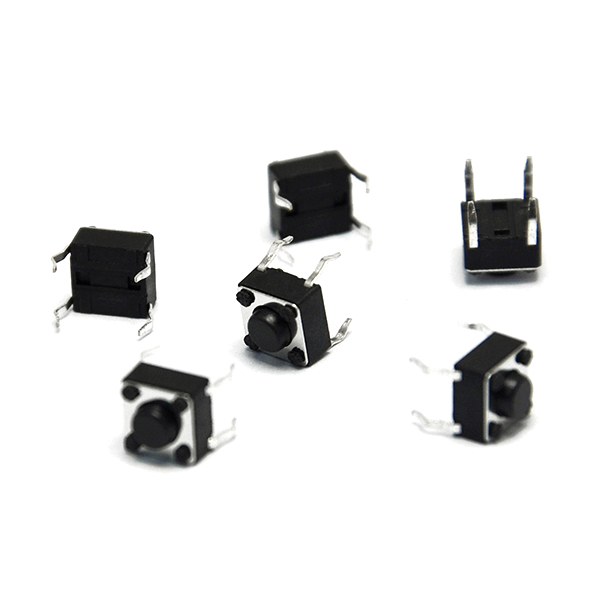 50pcs 6x6x5mm TACT Switch Push Button