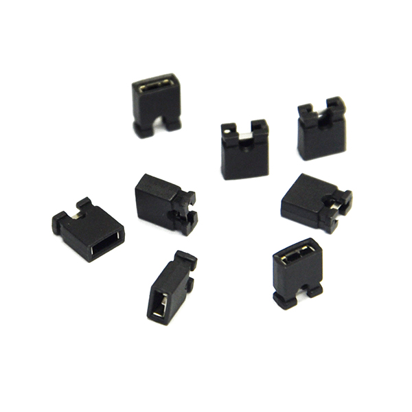 50PCS Mini Micro Jumper for 2.54mm Male Pin Header