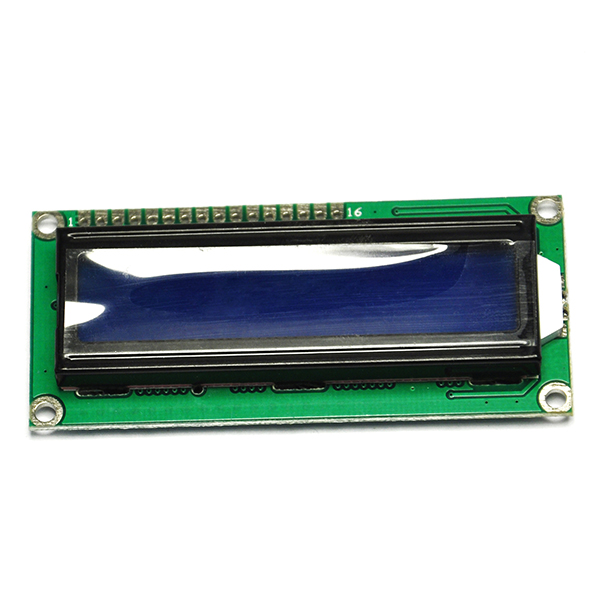 GOOD LCD1602 1602 HD44780 LCD Display Module LCM blue blacklight
