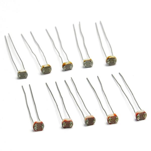 GL5537 GL5528 LDR Photo Resistors Light-Dependent Resistor
