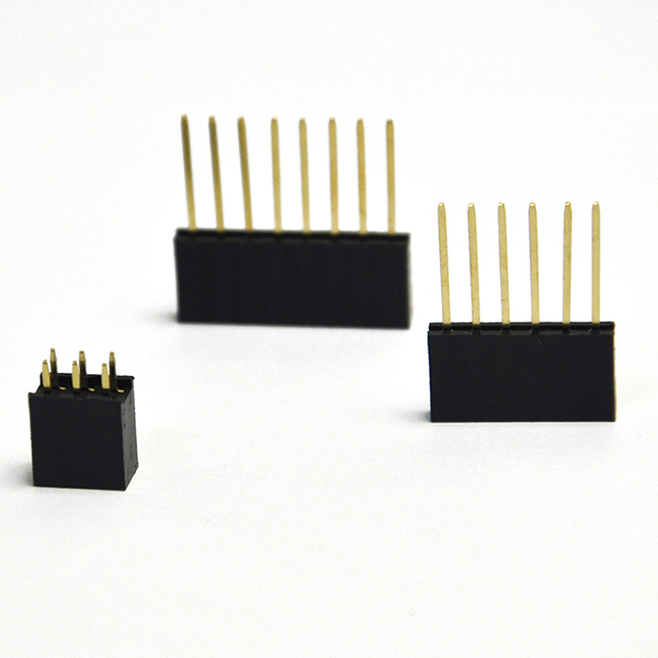 100PCS Stackable Shield Header Set Kit 6 8 Pin Tall
