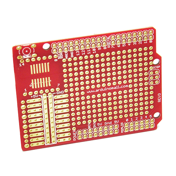 ARTduino Proto Prototype Shield DIY KIT(Pack of 3 Sets)