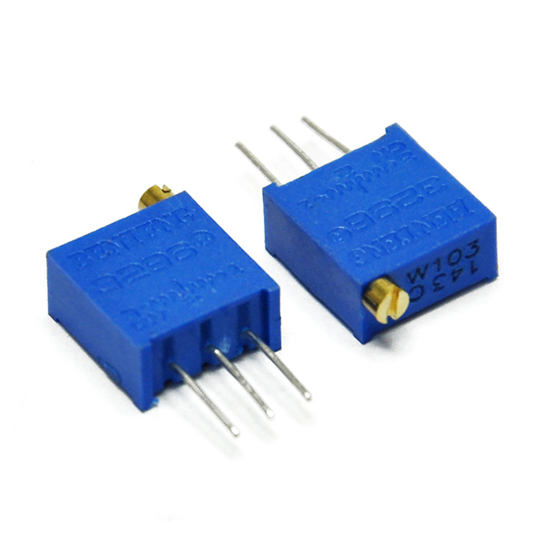 20PCS 10K ohm 3296W Trim Pot Trimmer Potentiometer 3296W-103