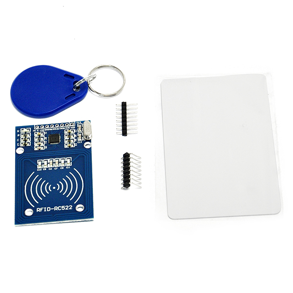 Mifare RC522 Card Read Module Tags SPI Interface Read and Write