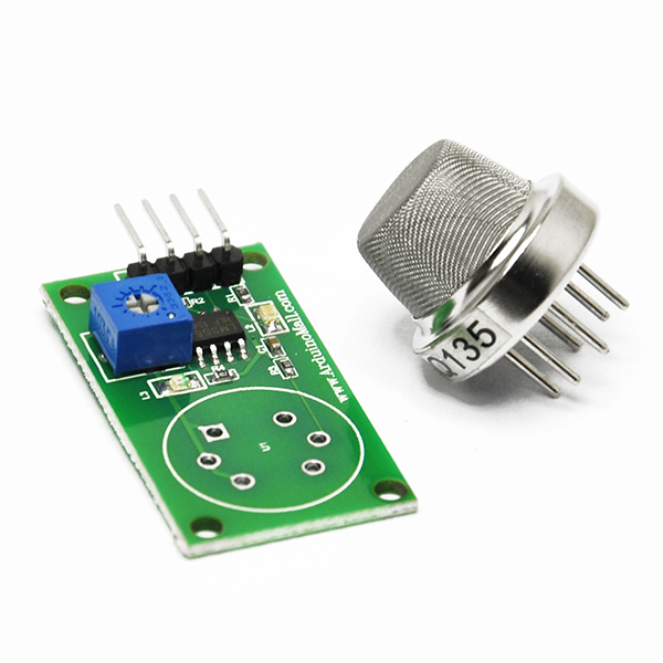 MQ135 Sensor Air Quality Sensor Hazardous Gas Detection Module
