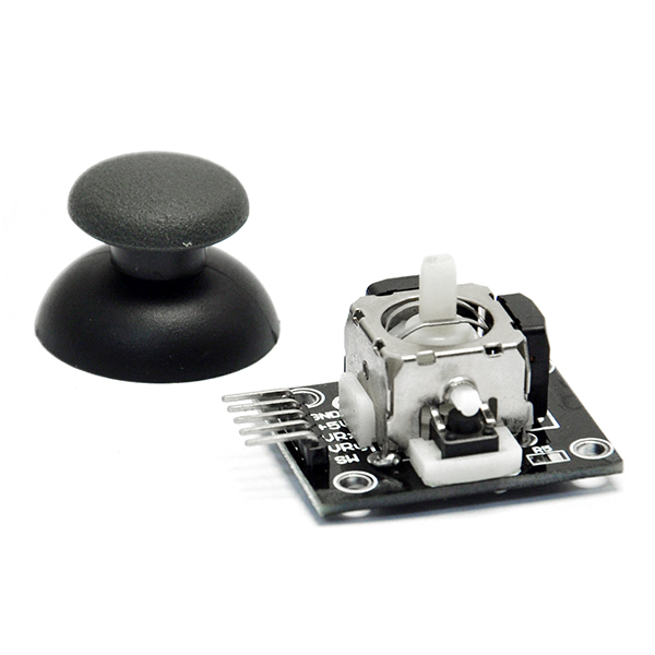 New JoyStick Breakout Module Shield PS2 Joystick Game Controller