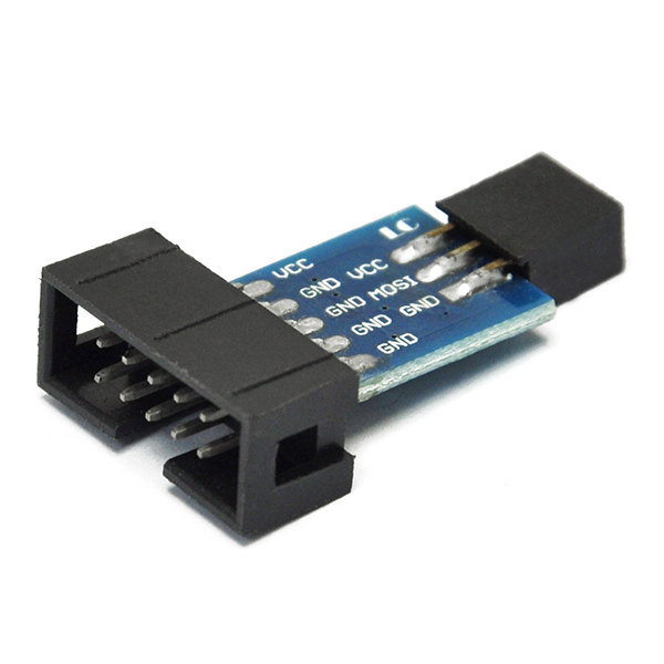 10 Pin Convert to Standard 6 Pin Adapter Board