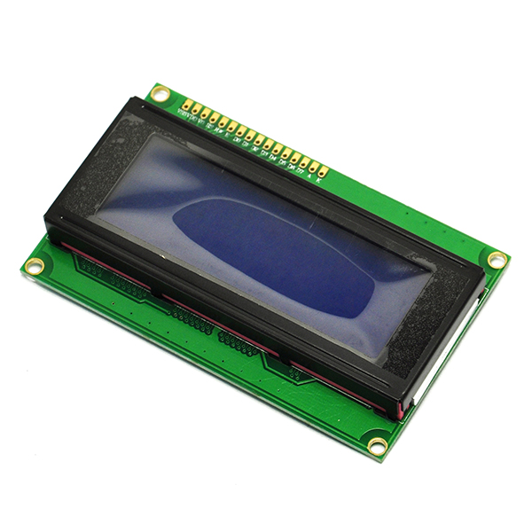 20x4 Character LCD Display HD44780 Controller Blue Blacklight