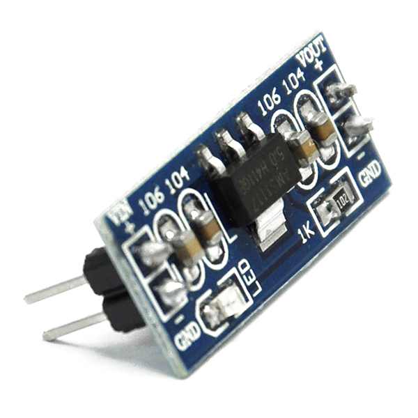 AMS1117-5V DC-DC Step-Down Voltage Regulator Adapter Convertor