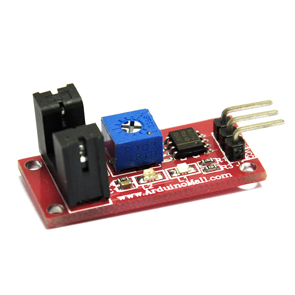 Correlation photoelectric sensor count sensor module