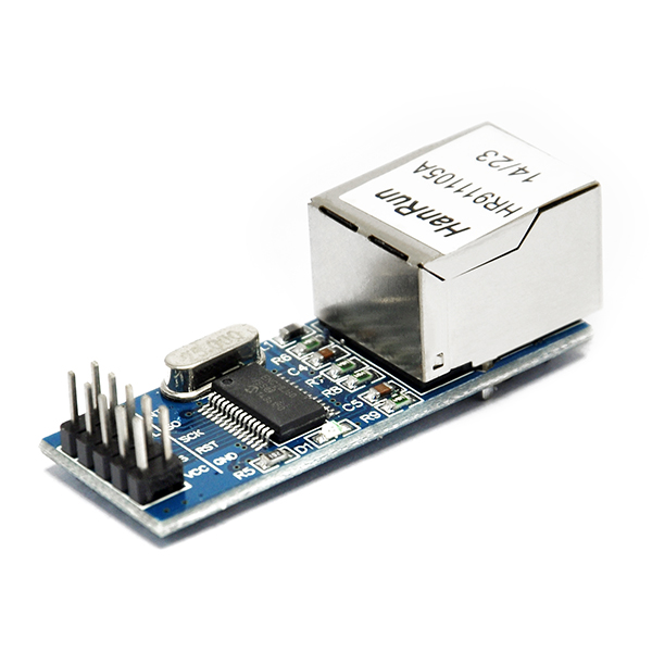 MiNi ENC28J60 Ethernet LAN Network Module For Arduino