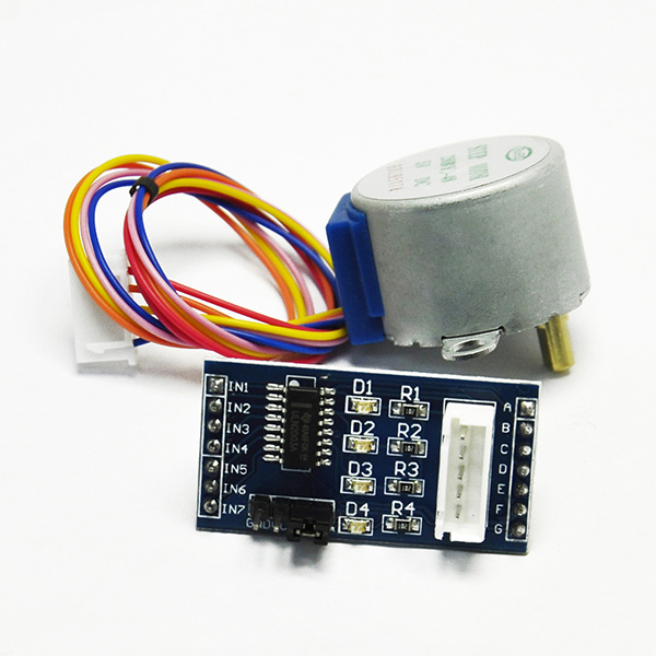 NEW ULN2003 Stepper Motor Control Board + 5V Stepper Motor