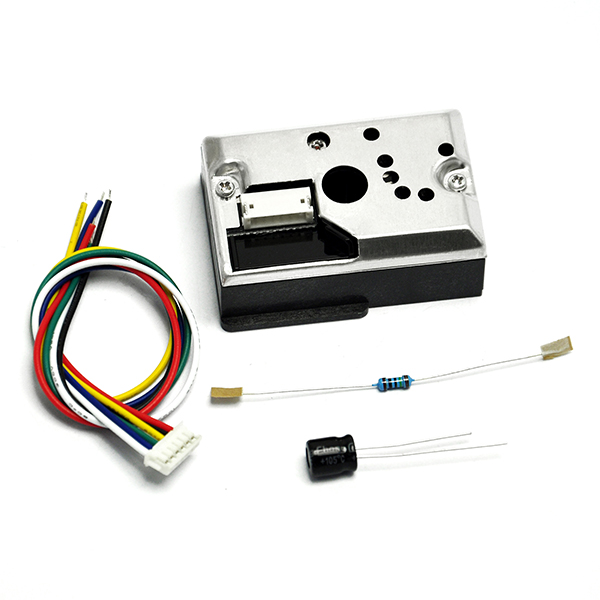 GP2Y1010AU0F Optical Dust Sensor Kit Air purification system