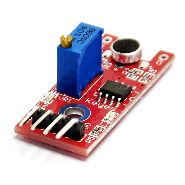 High Sensitivity Sound Microphone Sensor Detection Module