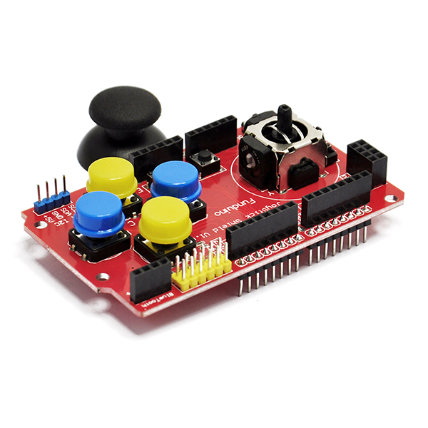 Gamepads JoyStick Keypad Shield PS2 for Arduino