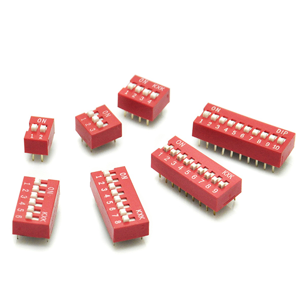 Good 2, 3, 4, 6, 8, 9,10 Position DIP Switch Assorted KIT new