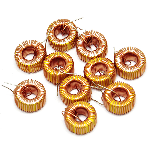 10PCS 100uH 100UH 3A coil wire wrap toroid inductor choke