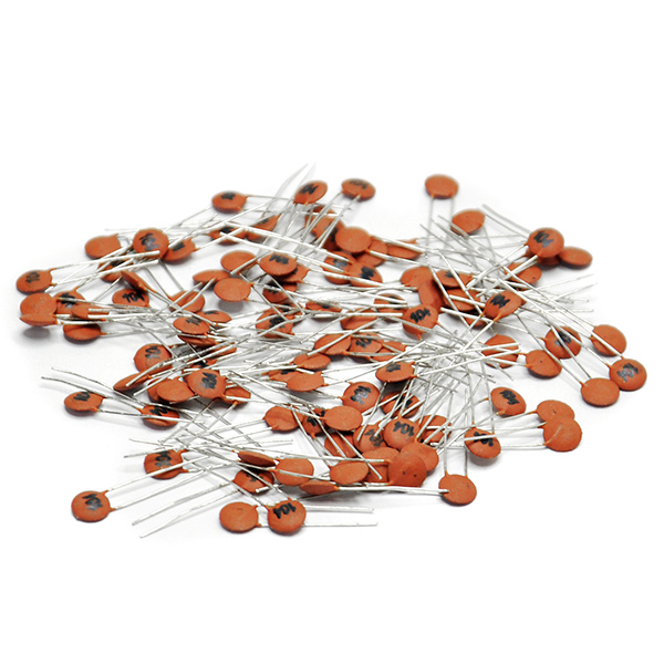 100PCS 0.1Uf 50V 104 Ceramic Capacitor DIP for arduino