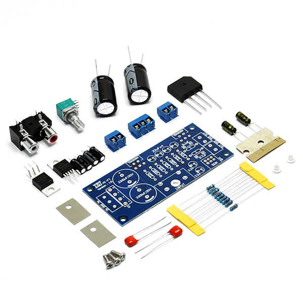 TDA2030A Audio Power Amplifier Arduino DIY Kit
