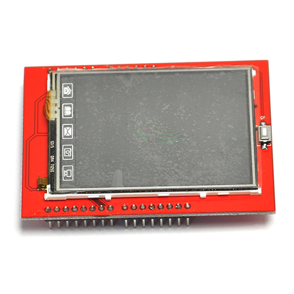 "2.4"" 2.4 Inch TFT LCD Shield Touch Panel Module TF Micro SD"