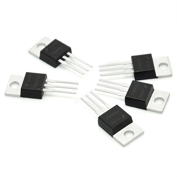 Packing RFP30N06LE 30A 60V N-Channel Mosfet TO-220 ESD Rated
