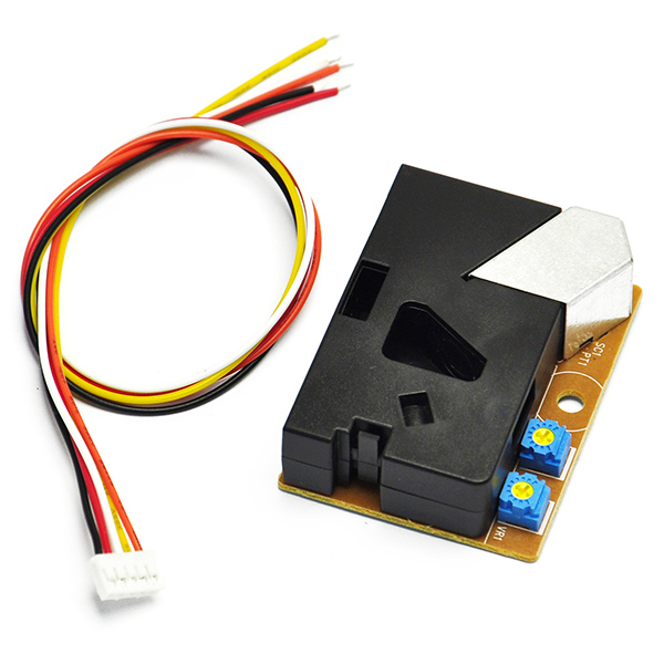 New DSM501A Dust Sensor Allergic Smoke Particles Sensor Module
