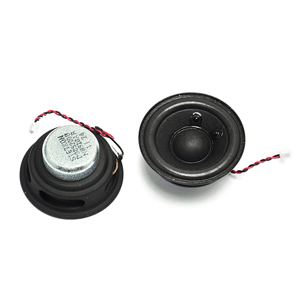 "2pcs 2"" inch 8Ohm 8Ω 5W Mini Speaker Stereo Woofer Loudspeaker"