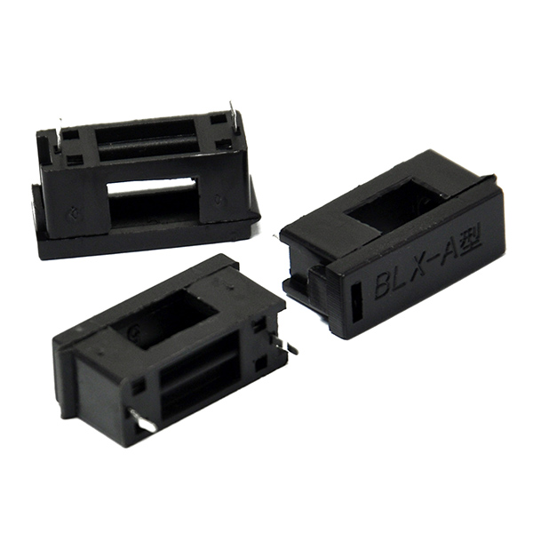 10pcs BLX-A Type PCB Mount Fuse Holder 5mm X 20mm 15A/125v