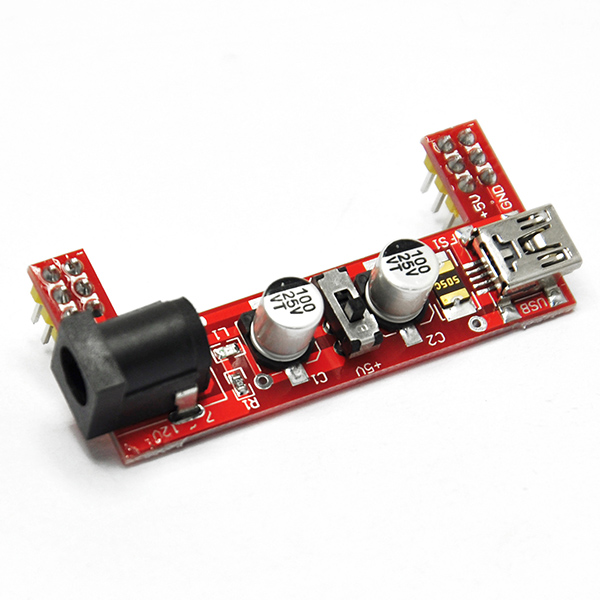 MB102 Breadboard Power Supply Module 3.3V 5V For Arduino