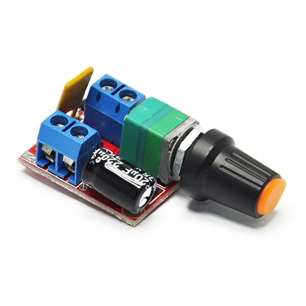 Mini PWM DC Motor Speed Controller Speed Switch 3V6 35V