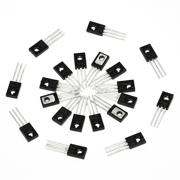 20PCS 2P4M 2A 400V TO-126 Power Transistors for Arduino