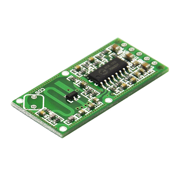 RCWL-0516 5-7m Doppler Radar Microwave Sensor Switch Module