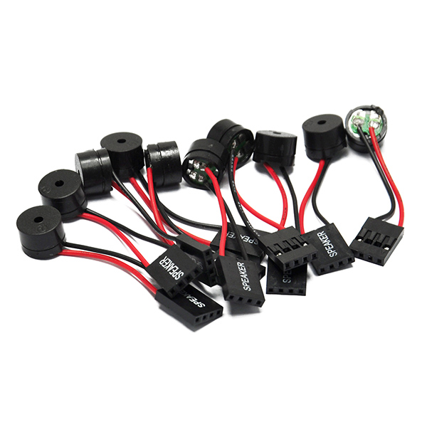 10pcs Mainboard Computer PC Beep Code Internal Speaker Buzzer