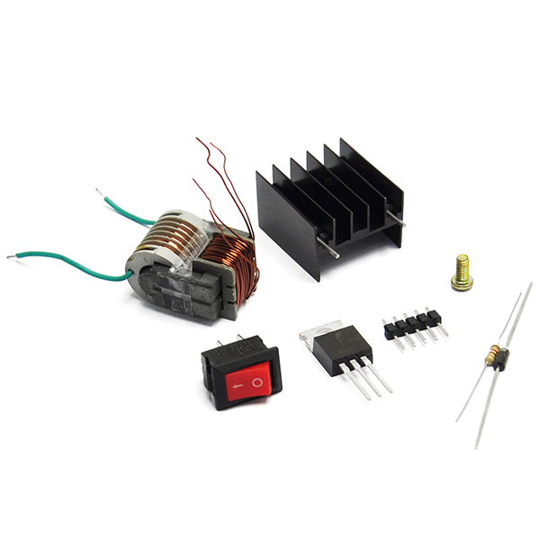 15kv Voltage Ionizer Inverter Transformer DIY Electronic Kit