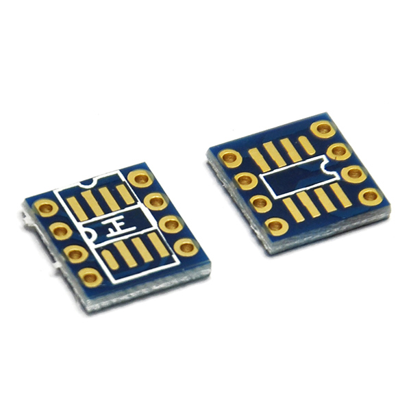 10PCS SOP8 /TSSOP8 TO DIP8 Pinboard SMD to DIP Adapter