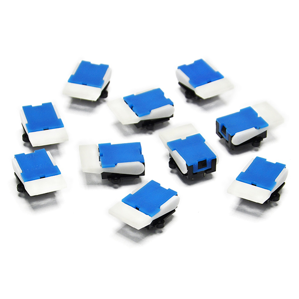 10pcs 6 Pin PCB Mount Telephone Silence Hook Switch for Arduino