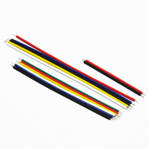 24AWG Tinning Wire Double Tinned Colorful Cable 13 Types 10pcs