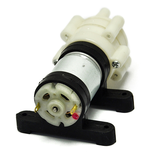 DC 6V to 12V R385 Aquarium Fish Tank Water Air Diaphragm Pump