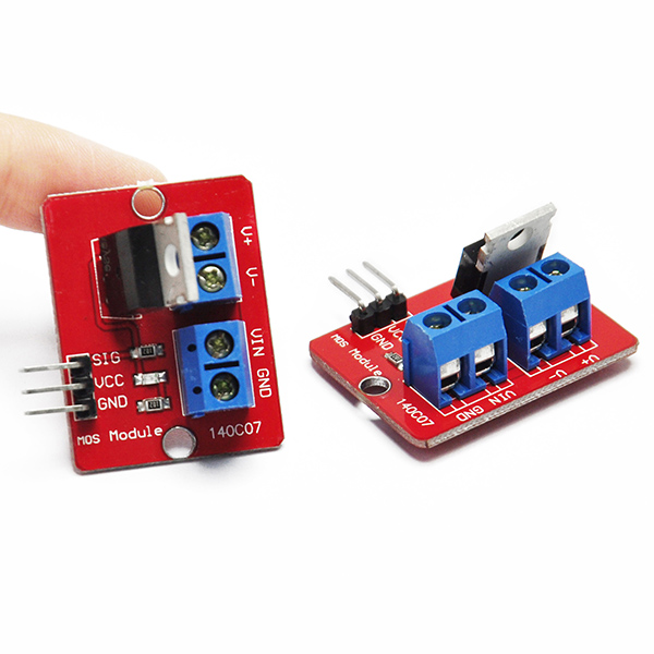 MOSFET Button IRF520 MOSFET Driver Module for Arduino