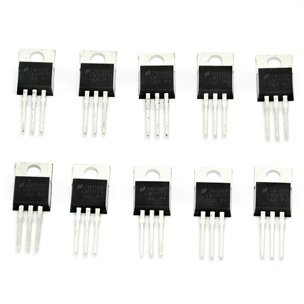 Packing LM1117T-3.3 LM1117T LD1117 3.3V for Arduino