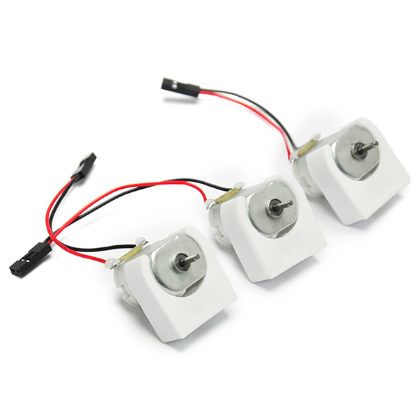3x DC 3V 5V 6V High Speed 130 Motor Mounting Bracket