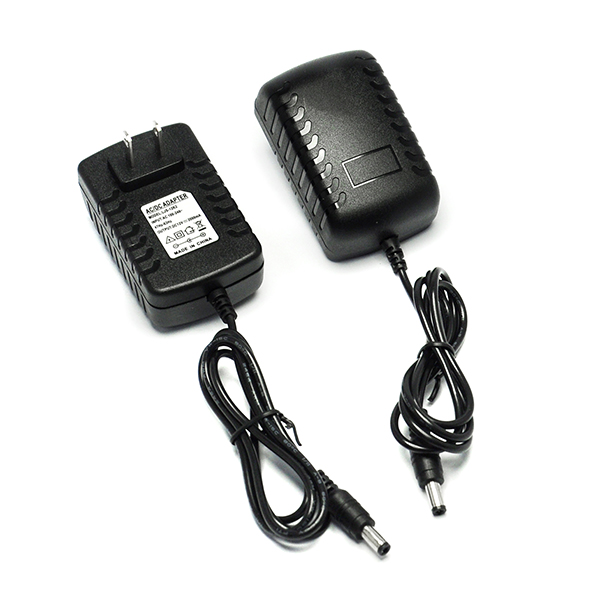12V 2A AC/DC Power Adapter for Arduino, 5.5mm x 2.5mm